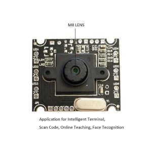 480P M8 Lens USB UVC Camera Module for Intelligent Terminal,Quick Scan Code Machine