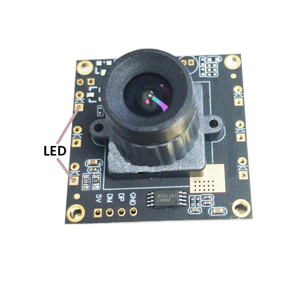 AR0230 1080P wide dynamic 120dB strong backlight USB Camera Module for face recognition